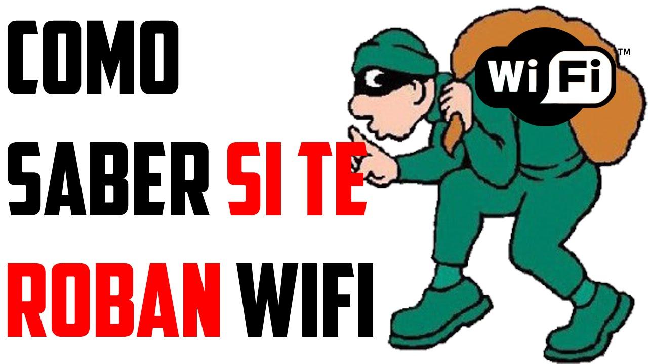 Como saber si el vecino me roba wifi - como ver si me roban wifi