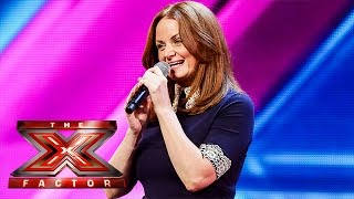 Helen Fulthorpe sings Try A Little Tenderness | Arena Auditions Wk 2 | The X Factor UK 2014
