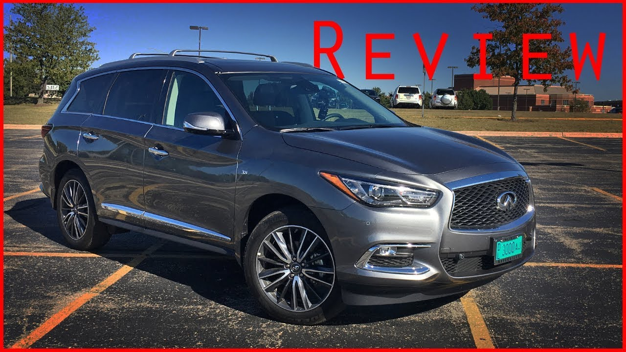2017 Infiniti Qx60 Review