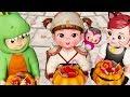 Kongsuni and Friends 🎃Trick or Teat  🎃Halloween Episode 🎃Kids Cartoon 🎃Toy Play 🎃Kids Movies