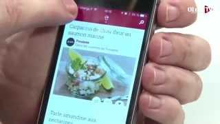 Youmiam : le premier réseau social lié à la cuisine (test appli smartphone)
