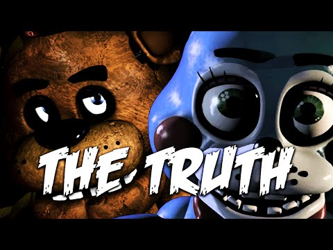 The Secret Behind Five Nights at Freddy's