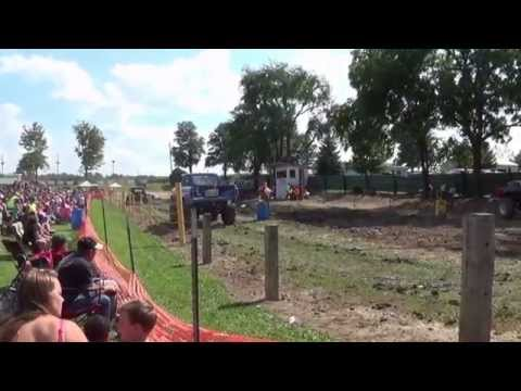 2013 Mud Bog Highlights / Spurlock 557