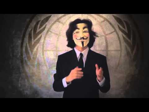 Anonymous vs Lizard Squad 3° Aviso