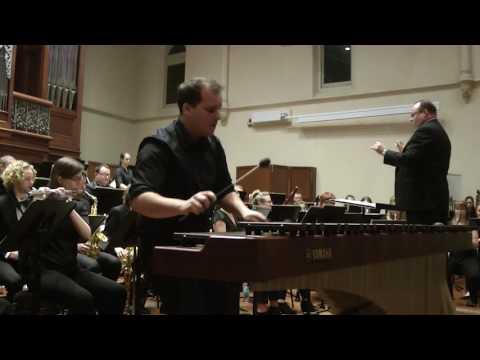 David Maslanka - Concerto for Marimba and Band