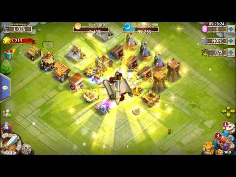 Castle Clash - Testing