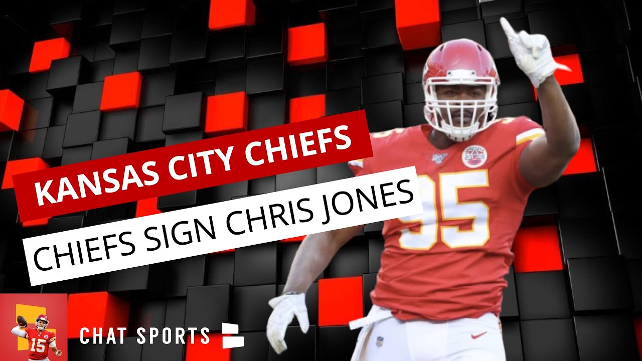Kansas City Chiefs Make Chris Jones The NFL's Third-Highest-Paid ...