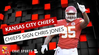 BREAKING: Chris Jones Re-Signs With Chiefs - Contract Details On 4-Year, $80 Million Deal