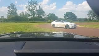 Drift session BMW Z4 35i Cherif et Xavier