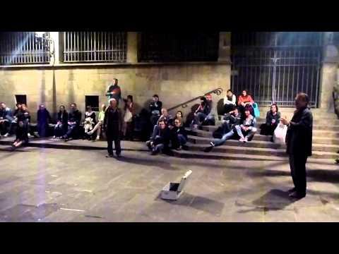 Barcelona Street Opera Battle