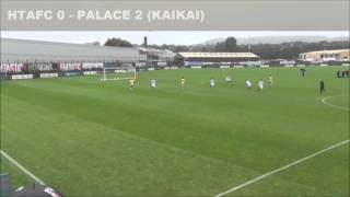 Match Hightlights: Huddersfield Town U21's 2 - Crystal Palace U21's 3