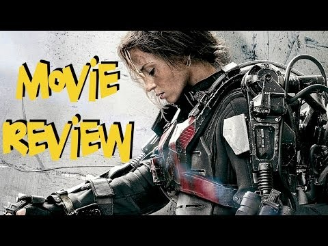 Nerd Party: Edge of Tomorrow Review