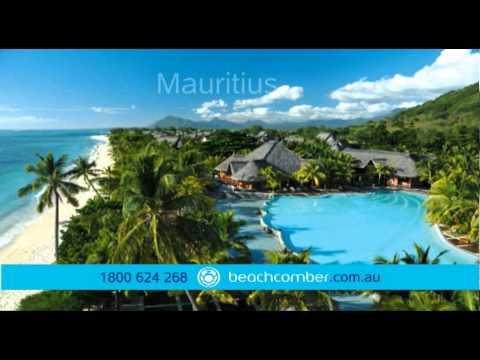 Beachcomber's Mauritius 15 Second TV ad