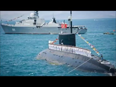 Tàu nói Gepard VN là khắc tinh tàu ngầm TQ (YTB-16)