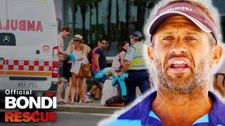 Woman Gets Hit By Car At Bondi Beach