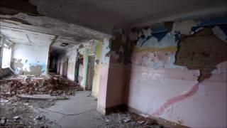 Заброшенная школа на Чукотке