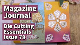 Magazine Journal // Die Cuttin…