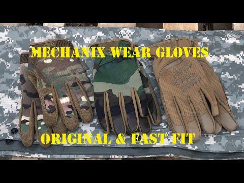 Mechanix Wear - Original & Fast Fit Gloves