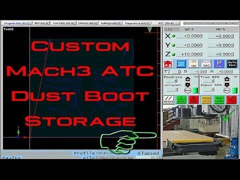 Mach 3 Quick and easy tool table Offsets by CNC4XR7