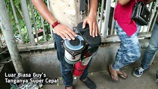 Video Pengamen Jalanan Punya Skill Dewa Bermain Gendang / Gilak Keren Banget download MP3, 3GP, MP4, WEBM, AVI, FLV Juni 2018