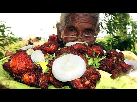 Download Youtube: Chicken Lollipop Recipe    Tasty Chicken Drumstics By Granny Mastanamma