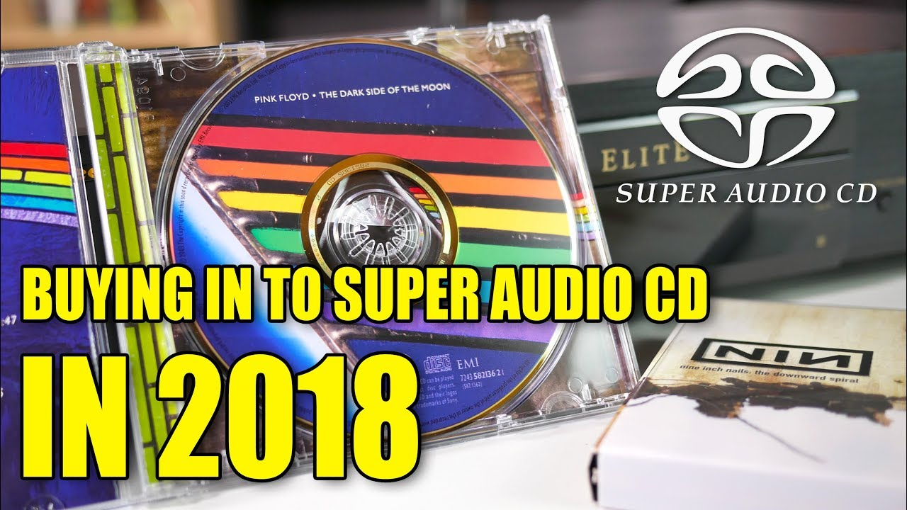 Super Audio Cd Worth It In 2018 Youtube
