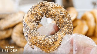 How St Viateur Makes Its Iconic Montreal-Style Bagels