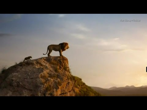 'Lion King' Remake Becomes Disney's Latest Box-Office Smash