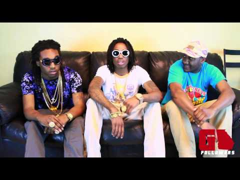 Migos Exclusive Interview with GAFollowers (KBP)