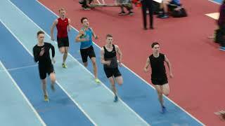2019 Область юниоры   400м М ф3