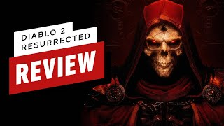 Diablo 2: Resurrected Review (Video Game Video Review)