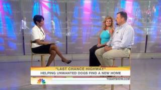 Last Chance Highway interview on the Today Show