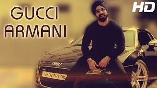 New Punjabi Club Song - GUCCI ARMANI - Simranjeet Singh Ft. Raftaar | Blockbuster Song 2013 Sagahits