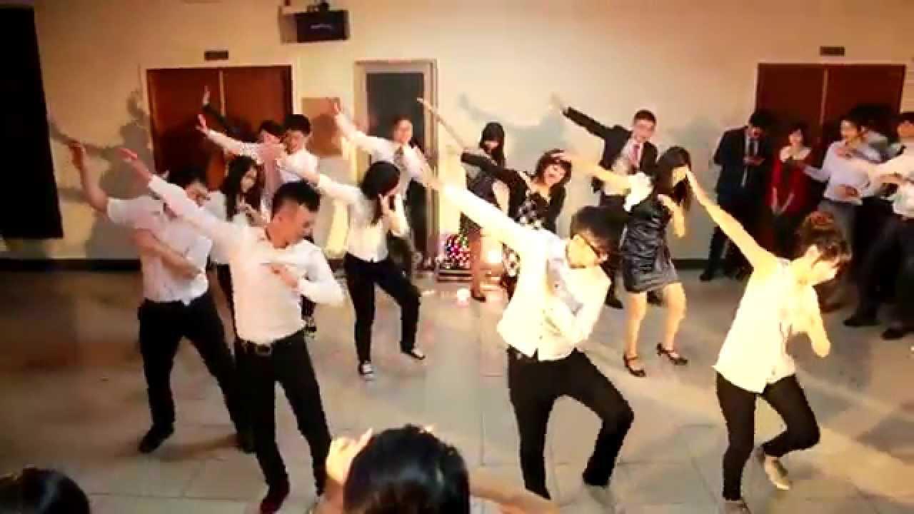 20141108 扶青團 紳士 淑女 養成計畫 - 壓軸 小蘋果 - YouTube