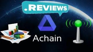 Криптовалюта Achain (ACT) анаолиз, обзор, новости. Криптовалюта обучение для новичков