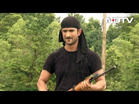 Jai Jawan: Sushant Singh Rajput Takes On Obstacles With CRPF