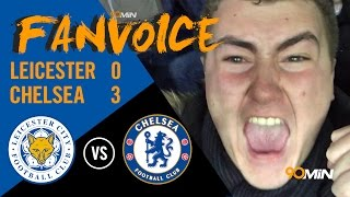 Alonso and Pedro Goals Kill Off Leicester! | Leicester 0 - 3 Chelsea | 90Min FanVoice