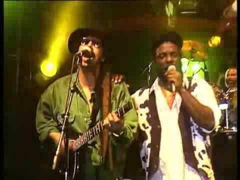 Third World–Reggae Ambassador (Frankfurt, 1993)