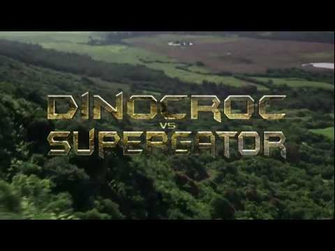 Download Roger Corman Presents. . DINOCROC vs. SUPERGATOR -- DVD trailer