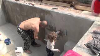 ремонт бассейна своими руками(, 2014-11-09T18:55:23.000Z)