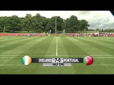 20.06.2015 - Group B: Republic of Ireland v Portugal (13.00)