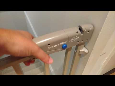 review-of-evenflo-sure-step-gate-(child-safety)
