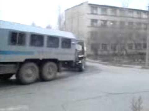 Кировград, бунт в колонии
