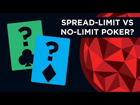 Spread Limit Poker Versus No-limit | Red Chip Poker