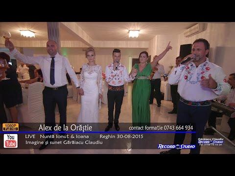 Alex de la Orastie - Cetera-i inima me' | De te duci in sus pe Iza | Colaje Nunta Ionut & Ioana