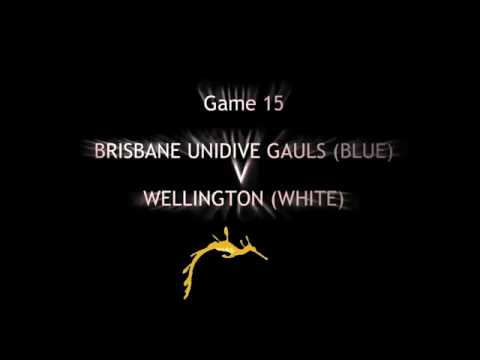 Melbourne Cup 2016 - Game 15 - Brisbane Unidive Gauls v Wellington NZ