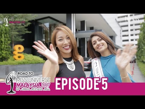 Road To Miss Universe Malaysia 2017 | EP 5: Penang Auditions
