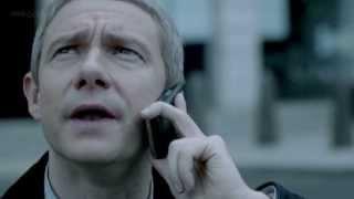 Шерлок/Джон - Не умирай