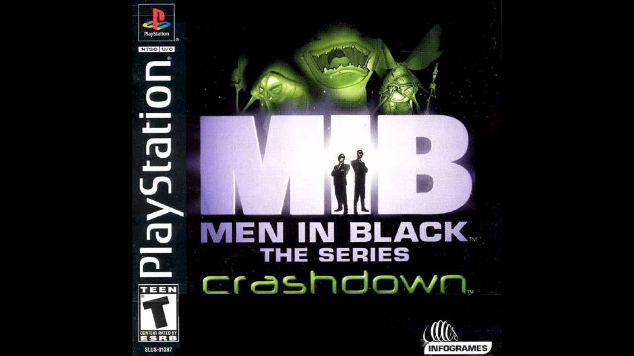 men black crashdown