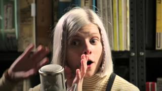 Aurora - Murder Song (5, 4, 3, 2, 1) - 1/19/2016 - Paste Studios, New York, NY